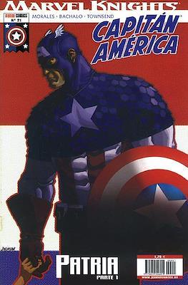 Capitán América Vol. 5 (2003-2005) (Grapa) #21