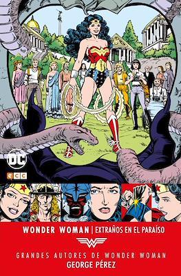 Grandes Autores de Wonder Woman: George Pérez (Cartoné 368 pp) #4