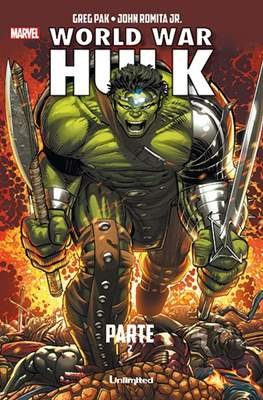 World War Hulk (Rústica) #2