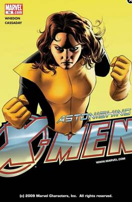 Astonishing X-Men (Vol. 3 2004-2013) (Comic Book) #16