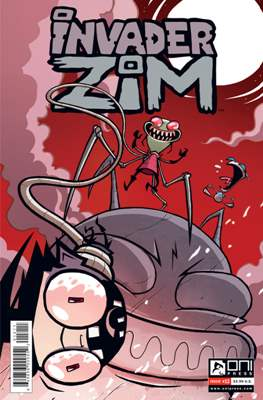 Invader Zim (Comic Book) #12