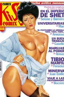 Kiss Comix #88