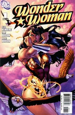Wonder Woman Vol. 3 (2006-2011) (Comic Book) #1