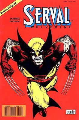 Serval / Wolverine Vol. 1 (Agrafé) #9