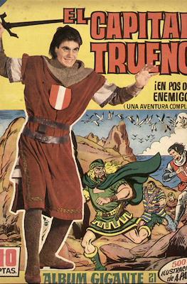 El Capitán Trueno. Album gigante (Grapa 32 pp) #21