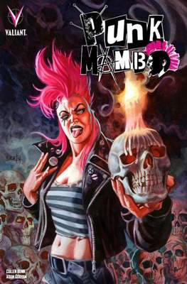 Punk Mambo (2019) (Rústica 144 pp) #