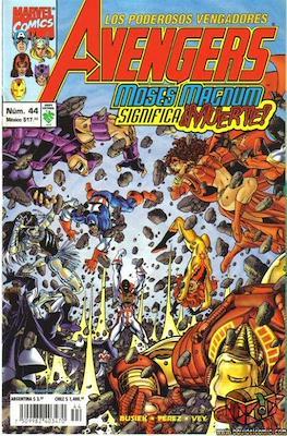 Avengers (Grapa) #44
