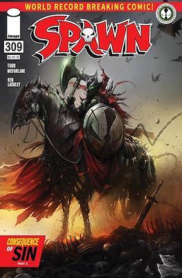 Spawn (Comic Book) #309