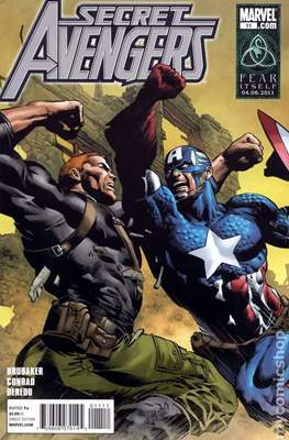 Secret Avengers Vol. 1 (2010-2013) #11