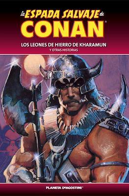 La Espada Salvaje de Conan (Cartoné 120 - 160 páginas.) #37