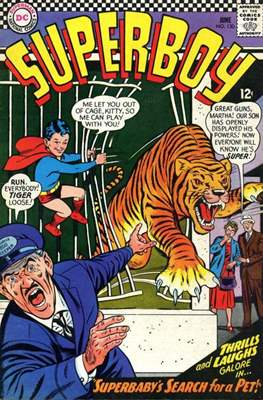 Superboy Vol.1 (1949-1977) #130