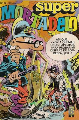Super Mortadelo (Grapa, 52 páginas (1987)) #34