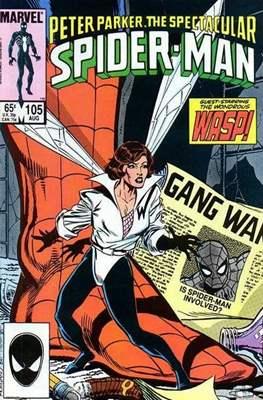 The Spectacular Spider-Man Vol. 1 (Comic Book) #105