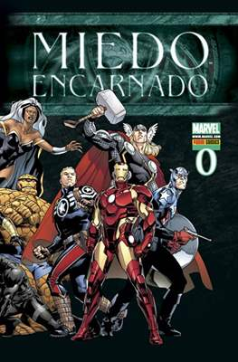 Miedo Encarnado (2011-2012) (Grapa) #0