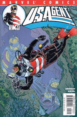U.S. Agent (2001) (Comic Book) #2