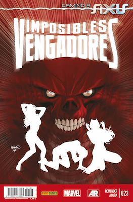 Imposibles Vengadores (2013-2018) (Grapa) #23