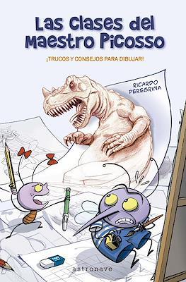 Las clases del Maestro Picosso y Chincheta (Cartoné 224pp) #