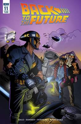 Back to the Future (Comic-book) #11