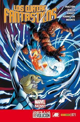 Los 4 Fantásticos / Los Cuatro Fantásticos Vol. 7 (2008-) (Grapa 24-48 pp) #71