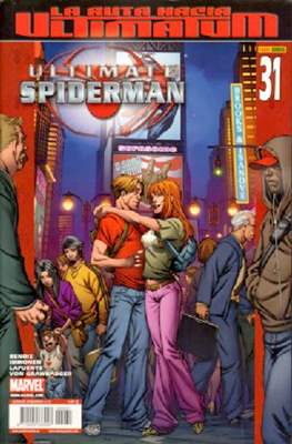 Ultimate Spiderman Vol. 2 (2006-2010) (Grapa 48 pp) #31