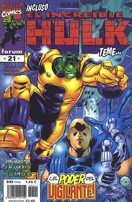Hulk Vol. 3 (1998-1999). El Increible Hulk (Grapa 24 pp) #21