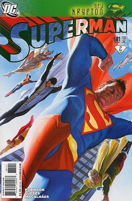 Superman Vol. 1 / Adventures of Superman Vol. 1 (1939-2011) (Comic Book) #681