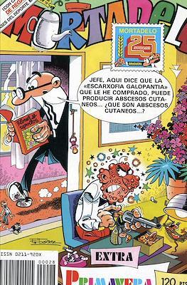 Extras numerados (1981-1985) (Grapa) #28