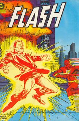 Flash (1984-1985) (Grapa, 38 páginas) #6