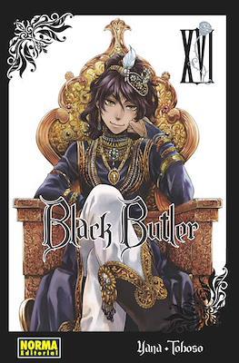 Black Butler (Rústica con sobrecubierta) #16
