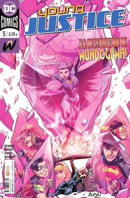Young Justice (2019-) (Grapa 32 pp) #5