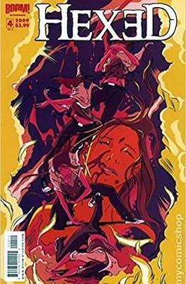 Hexed (Comic Book) #4