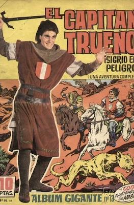 El Capitán Trueno. Album gigante (Grapa 32 pp) #13