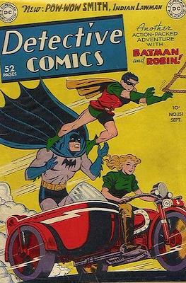 Detective Comics Vol. 1 (1937-2011; 2016-) (Comic Book) #151