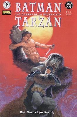 Batman / Tarzán: Las garras de la Mujer Gato (Rústica 48 pp) #1