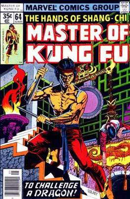 Master of Kung Fu (Comic Book. 1974 - 1983. Continued from Special Marvel Edition #16) #64