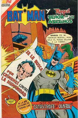 Batman (Grapa. Serie Avestruz) #17