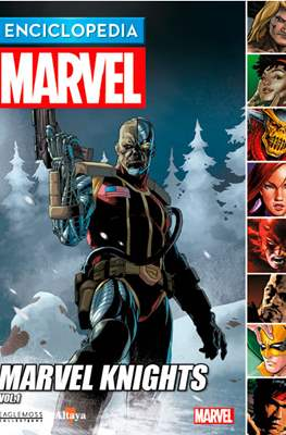 Enciclopedia Marvel (Cartoné) #15