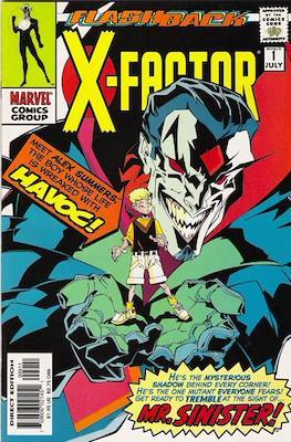 X-Factor Vol. 1 (1986-1998) #-1