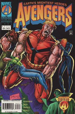 The Avengers Vol. 1 (1963-1996) (Grapa) #393