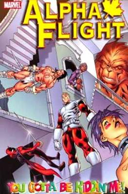 Alpha Flight vol. 3 (2004-2005)