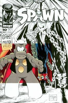 Spawn (Comic Book) #10