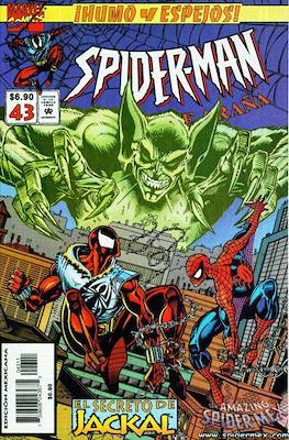 Spider-Man el Hombre Araña (1996-1998) (Grapa) #43