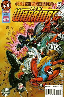 The New Warriors (Comic-Book) #64