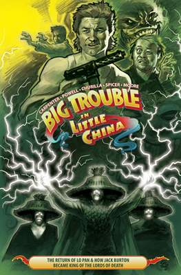 Big Trouble in Little China (Paperback) #2