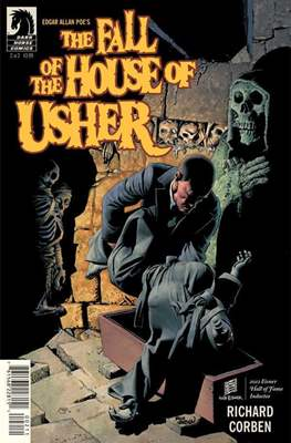 Edgar Allan Poe's the Fall of the House of Usher (comic-book) #2