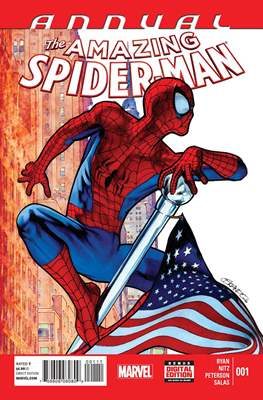 The Amazing Spider-Man Annual Vol. 2
