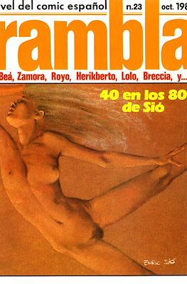 Rambla (Grapa) #23