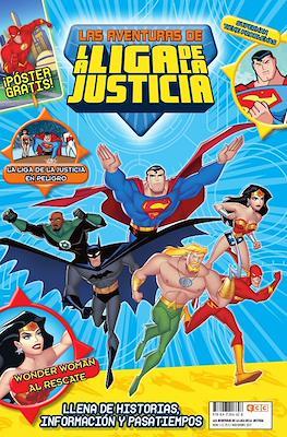 Las aventuras de la Liga de la Justicia #1