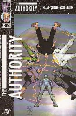 The Authority Vol. 1 (2000-2003) #25