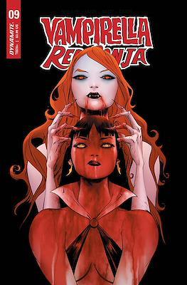 Vampirella / Red Sonja (Comic Book) #9